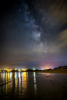 Milky Way Abersoch main beach BWMW