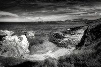 Porth Colmon to Traeth Penllech, PCOR bw