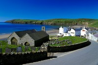 Aberdaron and St. Hywyn's churchABCH